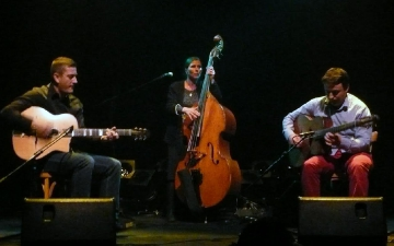 Concert à l'espace Django Reinhardt_1