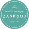 Badge Zank You