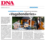 Article DNA 08/09/2015